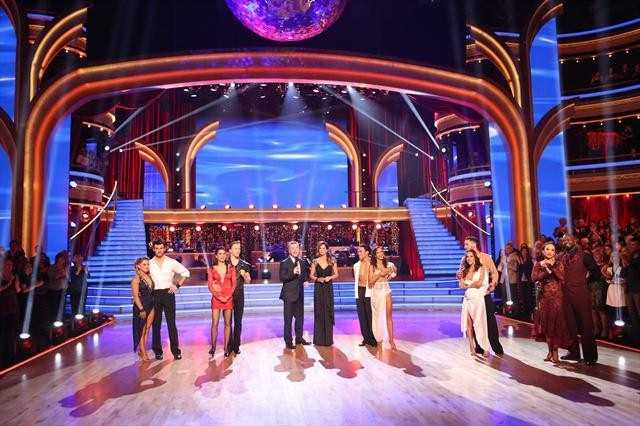 """The semi-finals kicked off with a stunning pro performance to a medley of two iconic songs from """"BAD25,"""" the album released to celebrate the 25th anniversary of Michael Jackson's legendary """"Bad"""" album, on """"Dancing with the Stars: All-Stars"""" MONDAY, NOVEMBER 19 (8:00-10:01 p.m., ET), on ABC"""