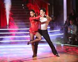 "DANCING WITH THE STARS: ALL-STARS - ""Episode 1509"" - Each of the remaining five couples danced to a classic song from ""BAD25,"" the album released to celebrate the 25th anniversary of Michael Jackson's legendary ""Bad"" album, on ""Dancing with the Stars: All-Stars"" MONDAY, NOVEMBER 19 (8:00-10:01 p.m., ET), on ABC."
