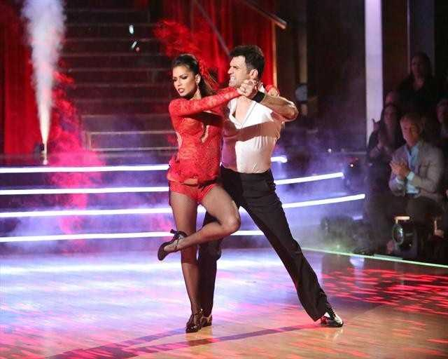 """DANCING WITH THE STARS: ALL-STARS - """"Episode 1509"""" - Each of the remaining five couples danced to a classic song from """"BAD25,"""" the album released to celebrate the 25th anniversary of Michael Jackson's legendary """"Bad"""" album, on """"Dancing with the Stars: All-Stars"""" MONDAY, NOVEMBER 19 (8:00-10:01 p.m., ET), on ABC."""