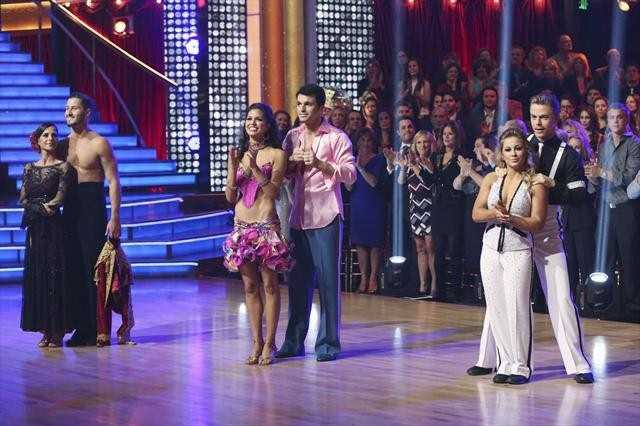 After 10 weeks of competitive dancing, the three All-Stars women finalists had their last chance to impress the judges and viewers on two final nights of competition, beginning MONDAY, NOVEMBER 26