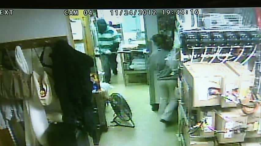 Dairy Queen robbery