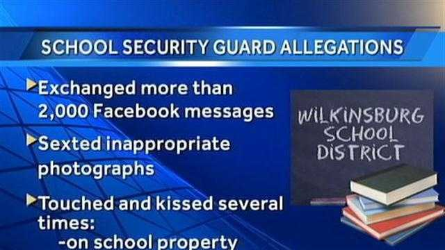 School Guard Inapprobiate Relationship with Student