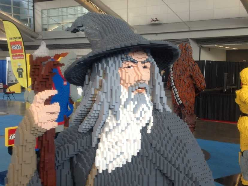 "Gandalf from ""The Lord of the Rings"""