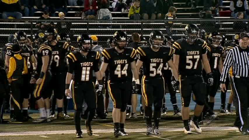 North Allegheny Tigers
