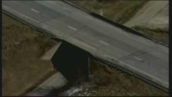 Interstate 79 overpass