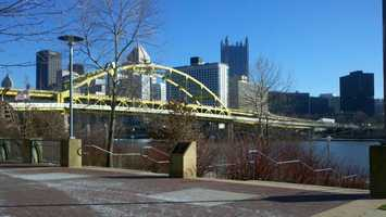 Fort Duquesne Bridge