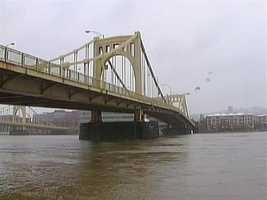 Rachel Carson Bridge (formerly known as the Ninth Street Bridge)