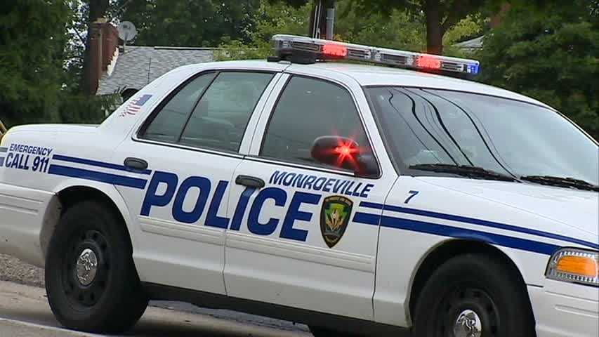 Monroeville: 25 registered sex offenders are listed.