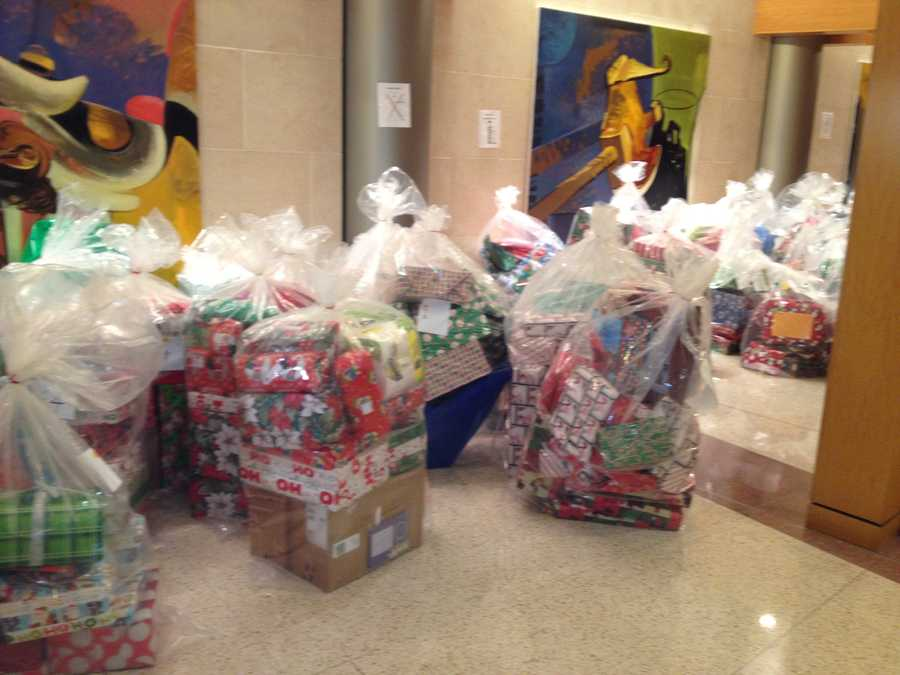 Many Allegheny County families in need will have some holiday joy, thanks to The Salvation Army's Adopt-A-Family program.