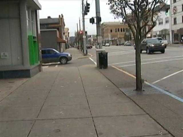 Bailey said the teens followed him, harassing him while he walked the two blocks home to 13th Street.