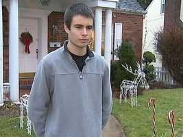 Matt Ennis, 17, told Channel 4 Action News he worked for 11 months to create the Christmas light show at his family's home on Pleasant Drive in Bethel Park.