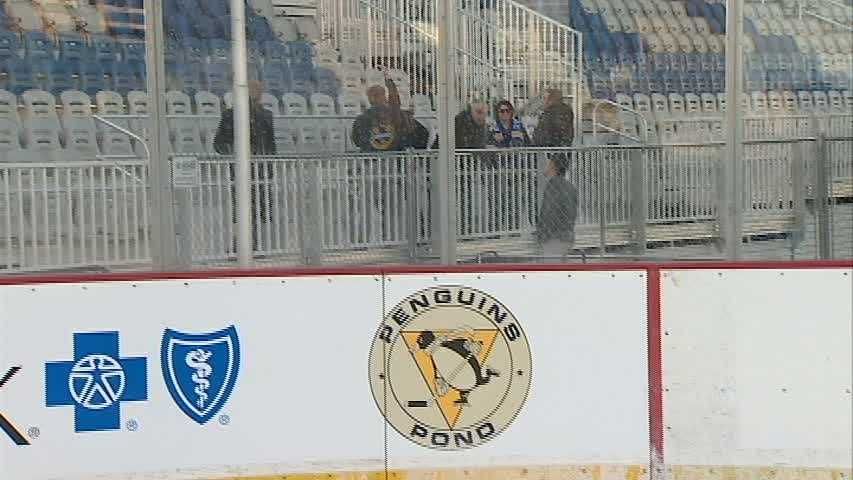 """The new Highmark Stadium will be a spectacular venue for 'Penguins Pond,' giving kids and families a chance to skate together outdoors while enjoying the breathtaking Pittsburgh skyline,"" said David Morehouse, CEO and President of the Penguins."