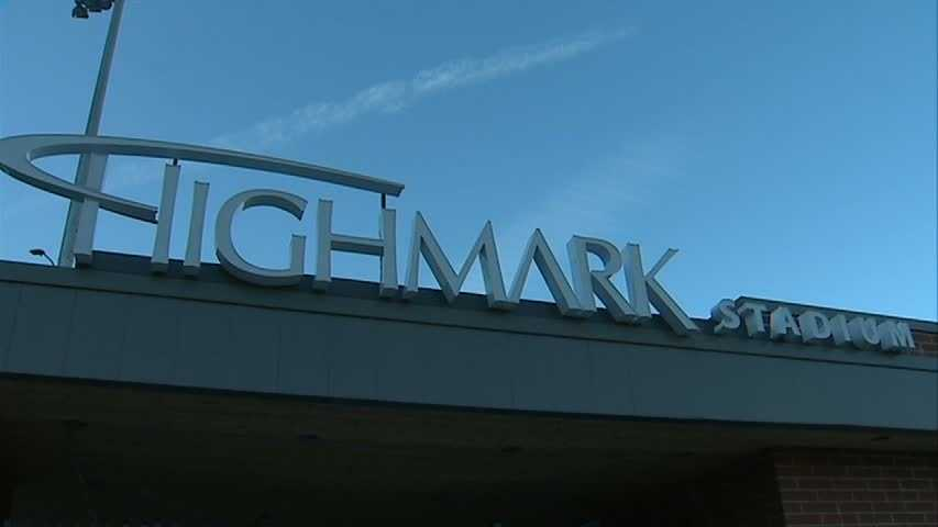 Highmark Stadium will officially open in the spring.