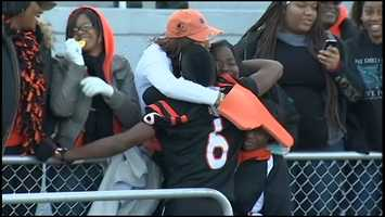 More love for Clairton's Titus Howard