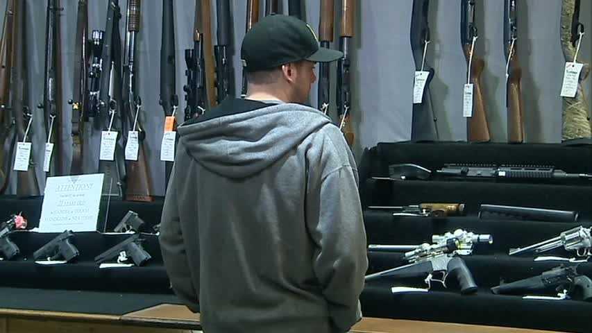 guns customer
