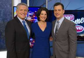 Action News at 11pm + Jimmy Kimmel Live at 11:35pm = A Fantastic Combination only on WTAE Channel 4