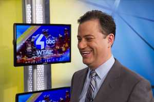 Jimmy Kimmel is moving to 11:35pm&#x3B; right after WTAE Channel 4 Action News at 11pm starting January 8, 2013