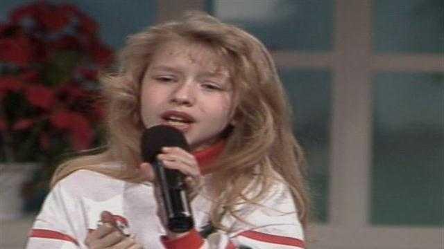 christina aguilera 1991 - photo #18