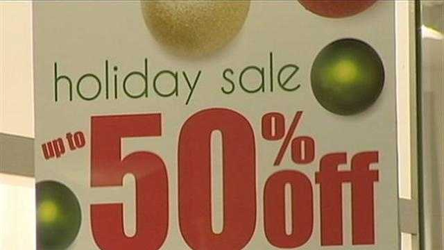 holiday sale 50% off