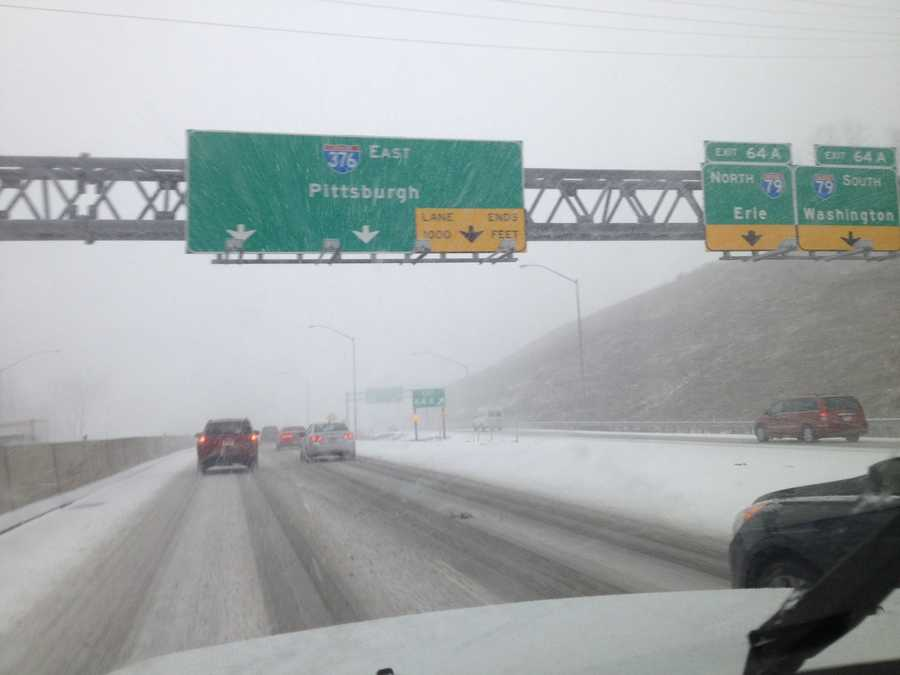 Interstate 376/Parkway West