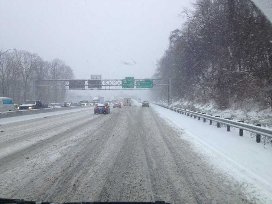 Interstate 376/Parkway East near Churchill