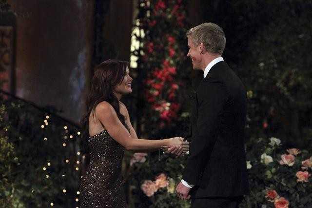 Sean Lowe, the Bachelor, meets Jackie