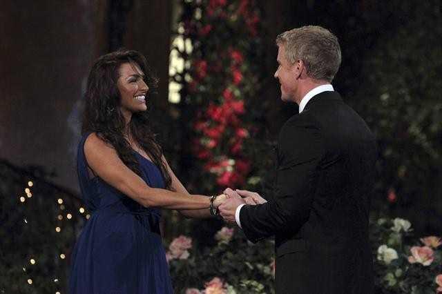 Sean Lowe, the Bachelor, meets Kristy