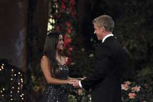 Sean Lowe, the Bachelor, meets Catherine