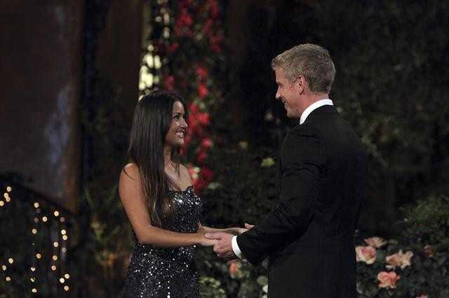 Sean Lowe, the Bachelor, meets Catherine