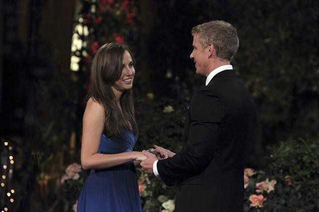 Sean Lowe, the Bachelor, meets