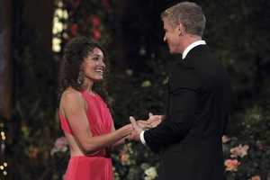 Sean Lowe, the Bachelor, meets Katie