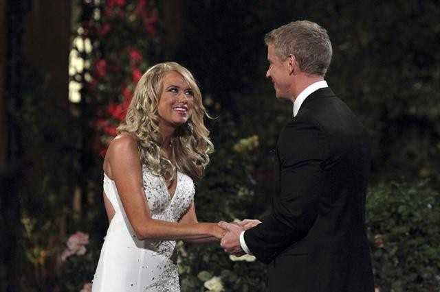 Sean Lowe, the Bachelor, meets Kelly