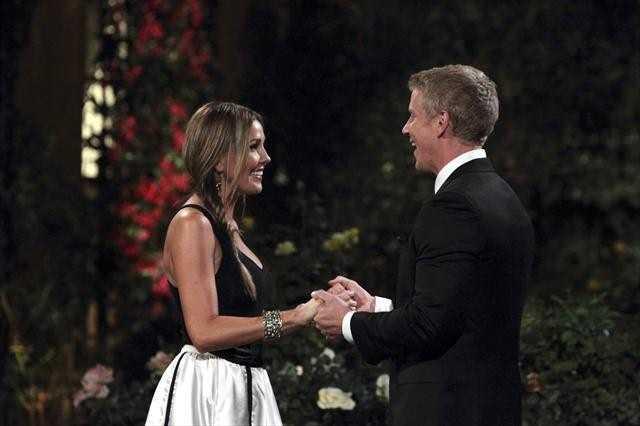 Sean Lowe, the Bachelor, meets Diana