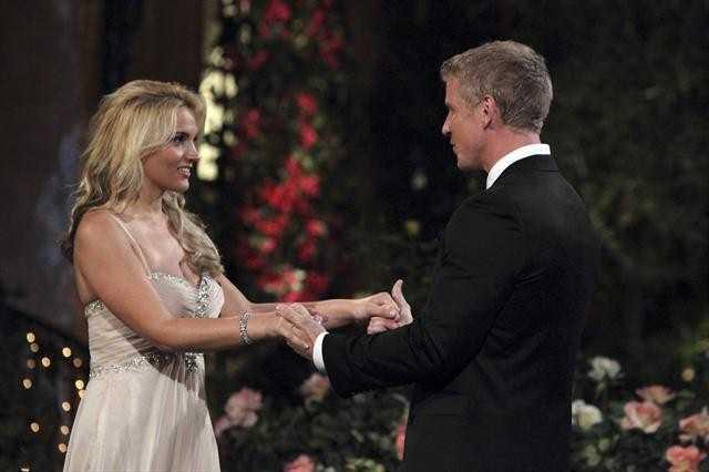 Sean Lowe, the Bachelor, meets Daniella