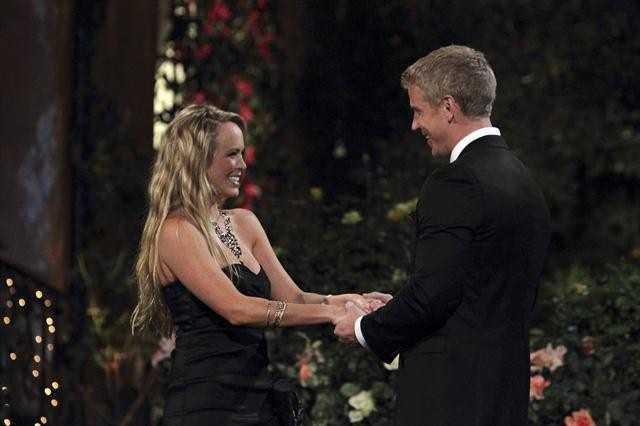 Sean Lowe, the Bachelor, meets Keriann