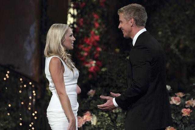 Sean Lowe, the Bachelor, meets Sarah