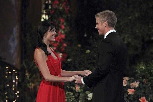 Sean Lowe, the Bachelor, meets Desiree