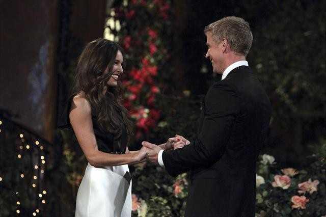 Sean Lowe, the Bachelor, meets Amanda