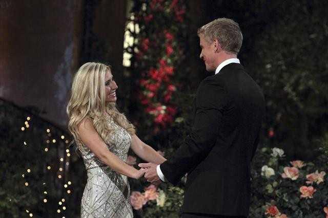 Sean Lowe, the Bachelor, meets Lauren
