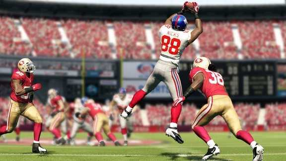 #18 - Andrew was a big fan of the Madden NFL 13 video game on PlayStation 3.