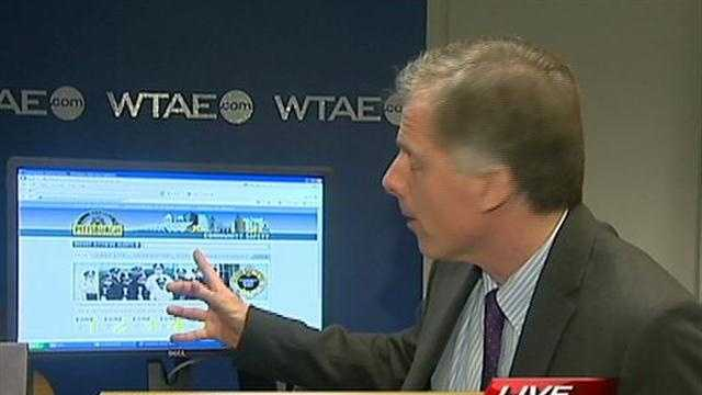 Action News Invetigator Paul Van Osdol looks into how tips involving criminal activities are leaked onto the internet and violating tipsters protection
