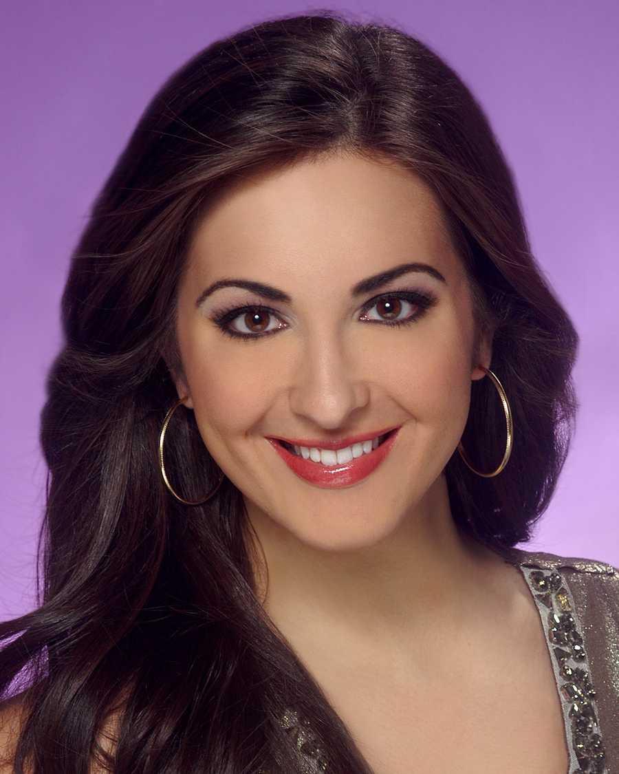 Miss Ohio: Elissa McCracken