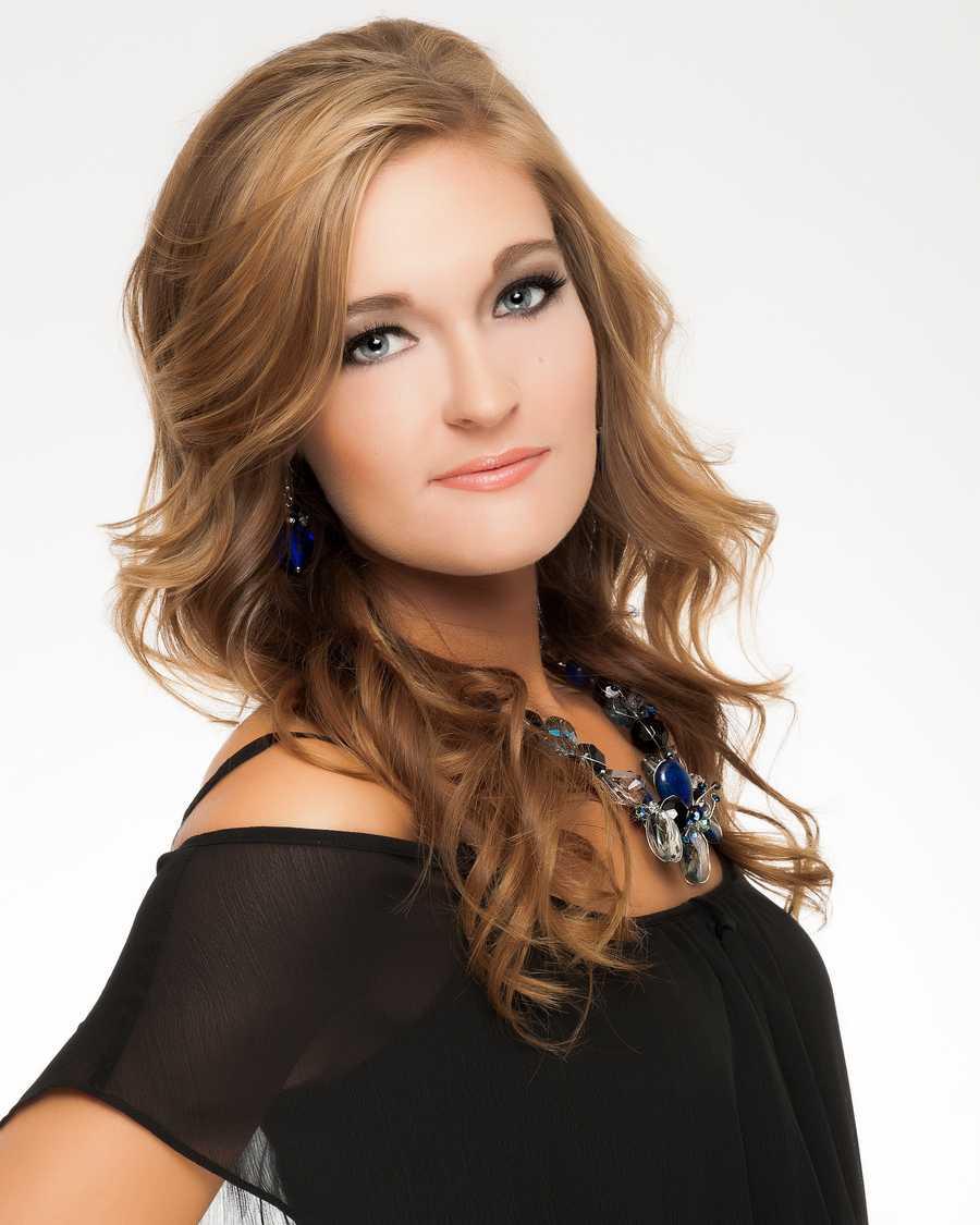 Miss West Virginia: Kaitlin Gates
