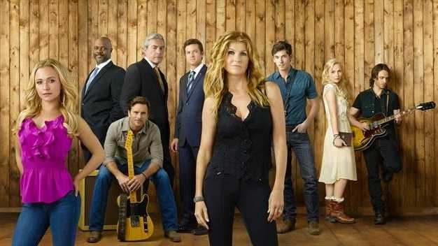 "The cast of ""Nashville"""