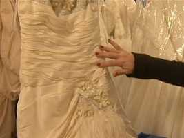 Wedding gowns in all shapes and sizes will be available from designers, manufacturers and bridal shops.