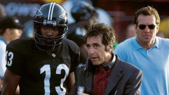 "Al Pacino in ""Any Given Sunday"""