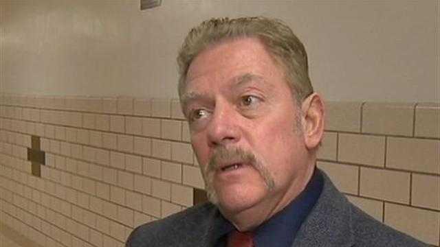 Penn Hills Police Chief Howard Burton