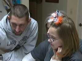 Maddie's parents, who are both teachers in the Norwin School District, told Wiggin they're amazed by the response to their daughter's efforts.