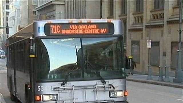 Many downtown port authority buses detoured today - Port authority bus schedule ...