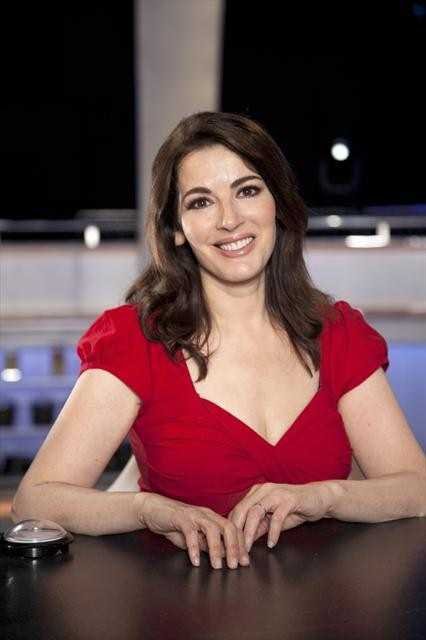 Meet one of the Taste Judges: Nigella Lawson